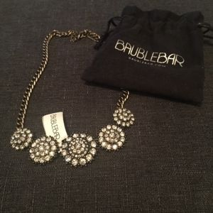 NWT! BaubleBar Crystal Necklace